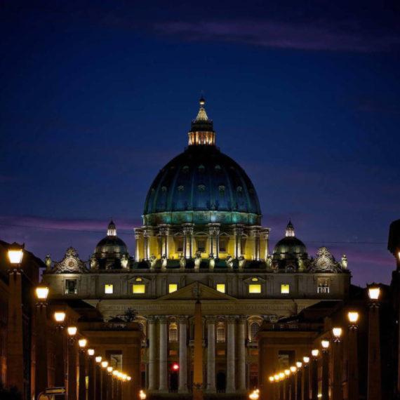 San Pietro con ingresso prioritario